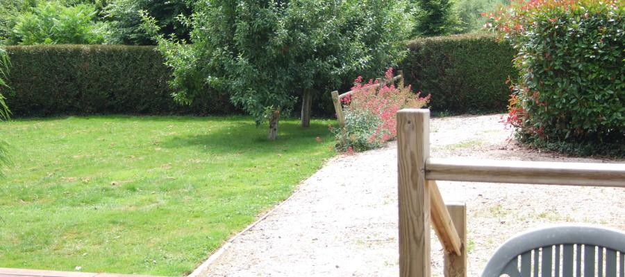 La Petite Maison: Le Jardin